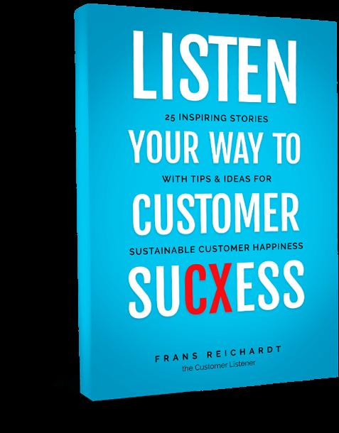 Listen Your Way To Customer SuCXess
