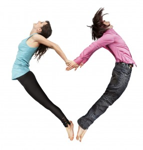 2013-05-14 Heart formed by 2 people iStock_000011412328Medium