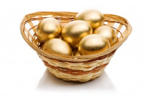 eggs in basket shutterstock_168946487
