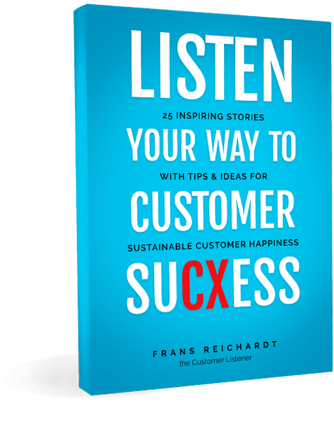 Listen Your Way To Customer SuCXess